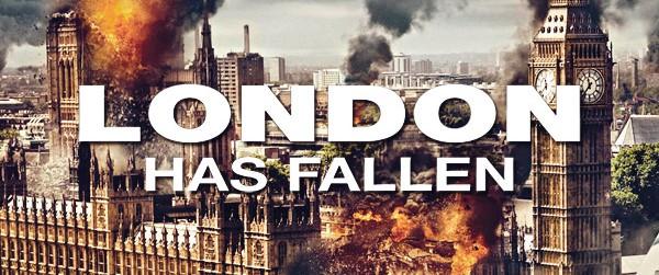 Падение Лондона / London Has Fallen (2016)