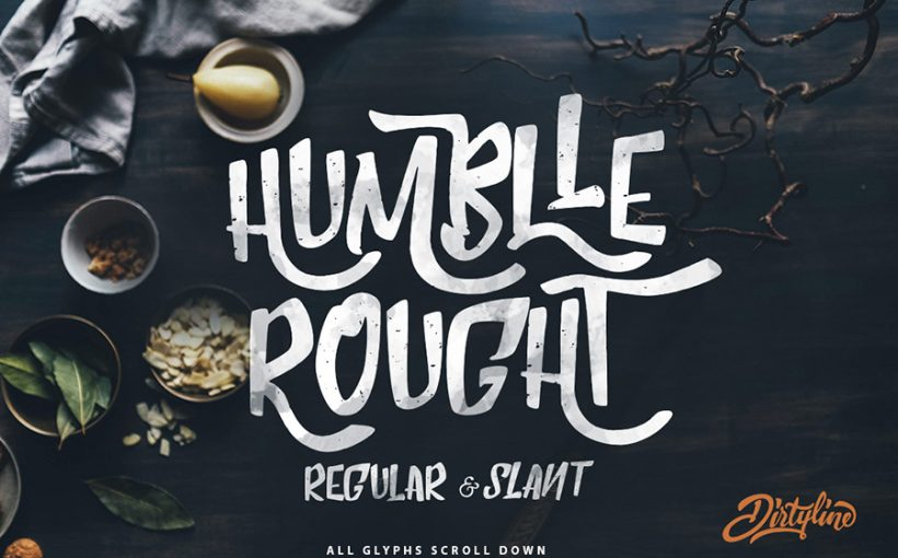font_humblle_rought